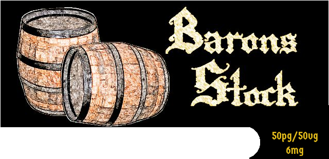 Barons Stock Label